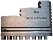 Кулачки прямые к токарному патрону СТОО-160 Bison-Bial Польша