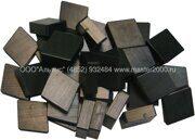 Ромбические минералокерамические пластины CNGN-120408 ВОК71