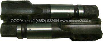 Метчик машинно-ручной комплектный М36х1,5 Р6М5